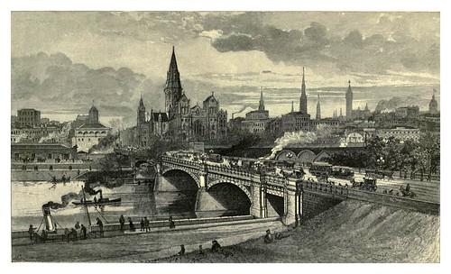 032-El puente Prince's en Melbourne-Australasia illustrated (1892)- Andrew Garran