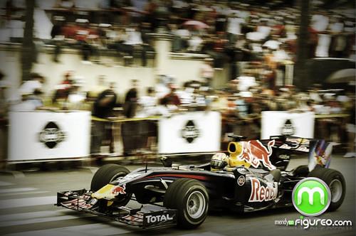 Formula en el Malecon de Santo Domingo 2