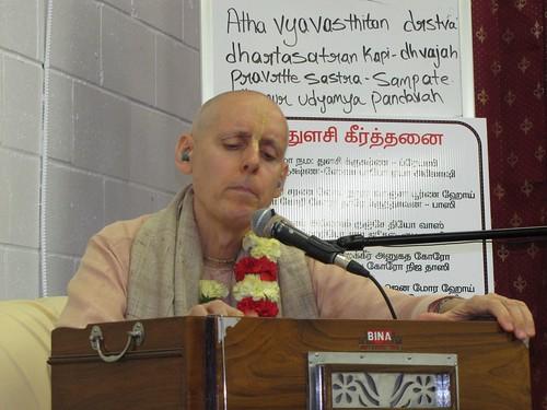 Sankarsana Prabhu visit ISKCON Scarborough -0009 por ISKCON desire  tree.