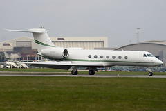N816MG - 5187 - Chevron USA Inc - Gulfstream G550 - Luton - 100412 - Steven Gray - IMG_9759