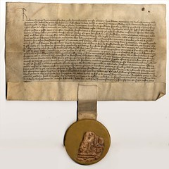 Robert III charter granting confiscations, 1397-1398 (P&KC Archive) Tags: bridge king transport queen business aid seal archives trade merchant lawandorder monarchy scottishparliament ecsochistory perthspast