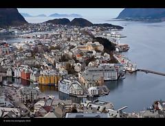 Ålesund (stella-mia) Tags: norway island mai fjord fiord fjords fiords ålesund aalesund moreogromsdal islads