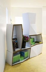 Storage Pods by Toby Horrocks