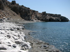 TRAFULLAS (notiosgr1) Tags: sea beach nude greece naturism crete nudist naturist irakleio lentas trafoylas