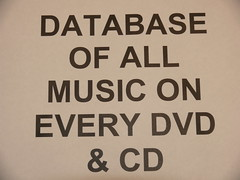 DATABASE - Searchable - of all music on all of Andre's DVD's & CD's