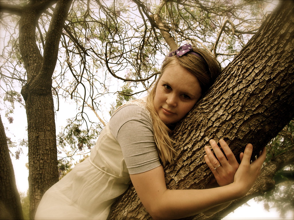 In a tree