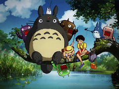 149/365 My Neighbor Totoro and His Domo Friends (Chris Gritti) Tags: studio totoro domo miyazaki ghibli 365 neighbor hayao 149365