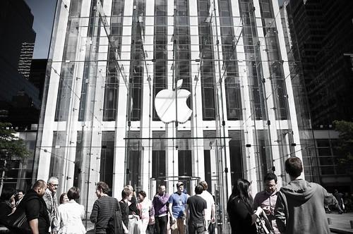 Apple Store, 5th Avenue