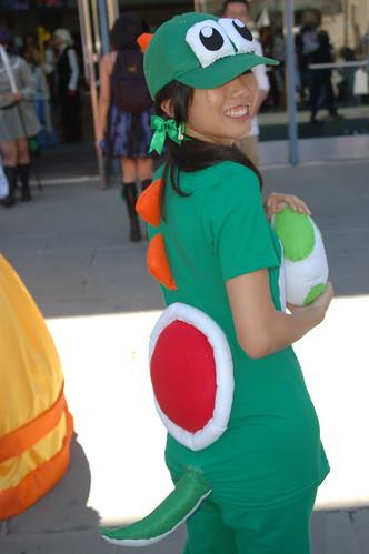 FanimeCon2010: Yoshi