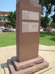 Lincoln County Court House - Veterans Memorial