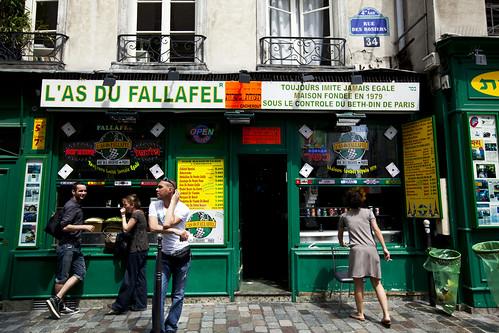 L'As du Falafel