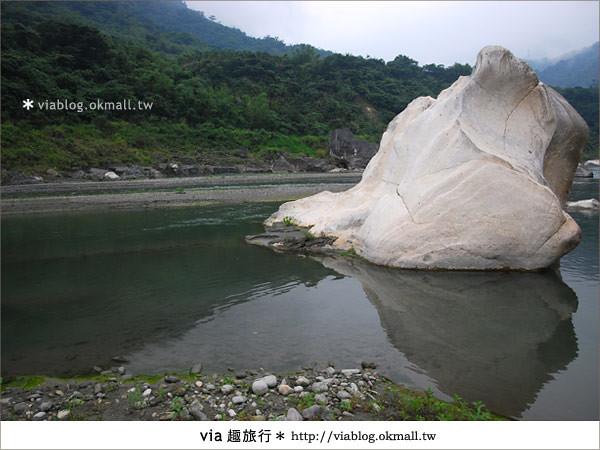 【花蓮旅遊】暑假玩花蓮最消暑的玩法~秀姑巒溪泛舟啦!26