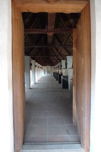 東方文華酒店內的藝術走廊