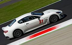 Trofeo GranTurismo Maserati Cup - #37 Mariano Bellin (Cristian Tulipano Photographer) Tags: canon gare bokeh bridgestone shell panning ascari michelin ef2470mmf28lusm gp primopiano velocit manf