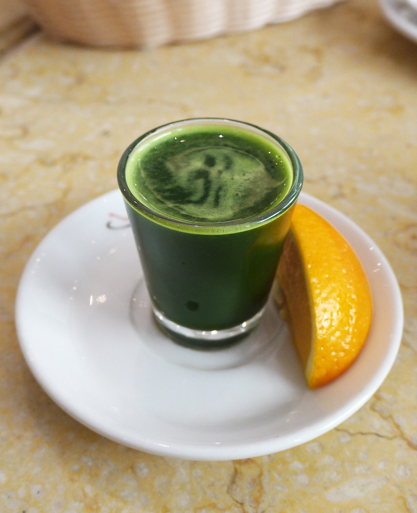 bizu wheat grass