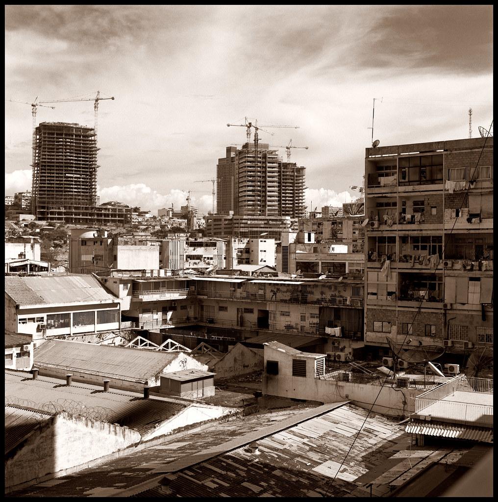 Re-emerging Luanda