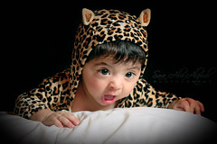 RAWR! (S.Aba-Alqloub ( Arikashika )) Tags: portrait baby black macro up kids canon kid child photos rawr kuwait q8  arikashika