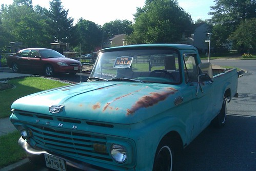 Vintage Pickup in Frederick Md