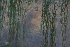 Le Matin aux saules (janeymoffat) Tags: paris france paintings musee waterlilies monet museums claudemonet lesnympheas orangerie nympheas musedelorangerie lesnymphas lematinauxsaules