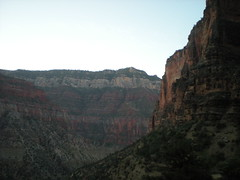 North Kaibab Trail Sunrise