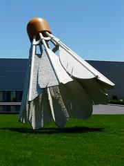 shuttlecock (cord40) Tags: sculpture art museum kansascity nelsonatkins shuttlecock oldenburg