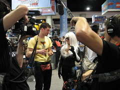 IMG_2395 (SF_SaSa) Tags: blackcat costume cosplay spiderman sasa watchmen winnieleung comiccon2009