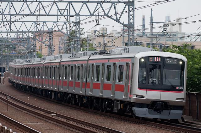 東急電鉄東横線5050系 5173F