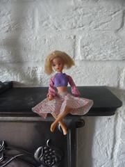 Sarah Louise on the mantel (purple_monkfish) Tags: sarah louise