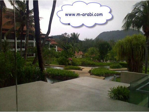 رد: فندق الويستن لنكاوي جزيرة لنكاوى Westin Langkawi Resort Langkawi