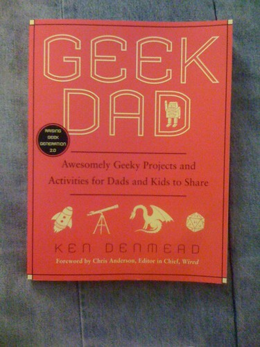 The Geek Dad Activity Book!