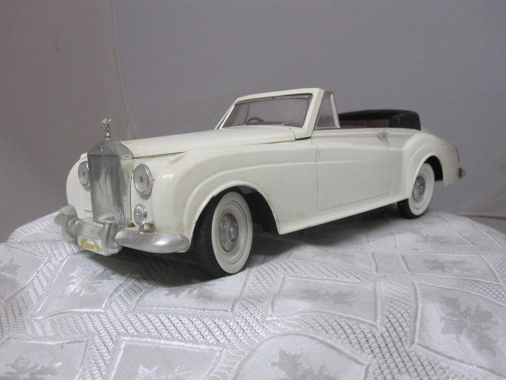 1961 Rolls Royce Silver Cloud II Cabriolet 38