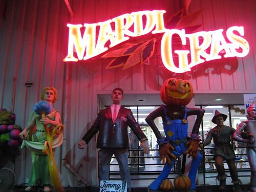 Mardis Gras World