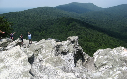 Crags at Hanging Rock