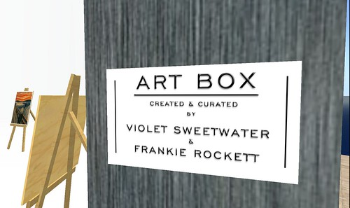 art box by violet sweetwater and frankie rockett