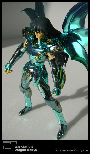 龍星座神聖衣.紫龍