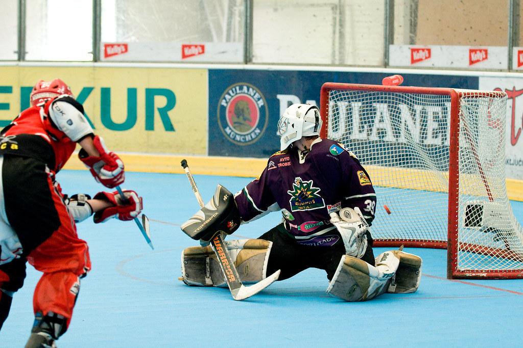 SLO, Inline hockey Masters 2010, Horjul Dinamiti vs. HK Prevoje