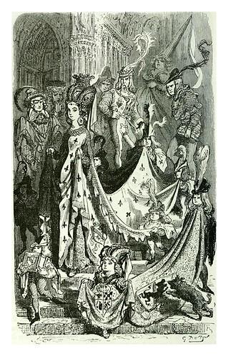 007-La esposa del alguacil-Les contes drolatiques…1881- Honoré de Balzac-Ilustraciones Doré