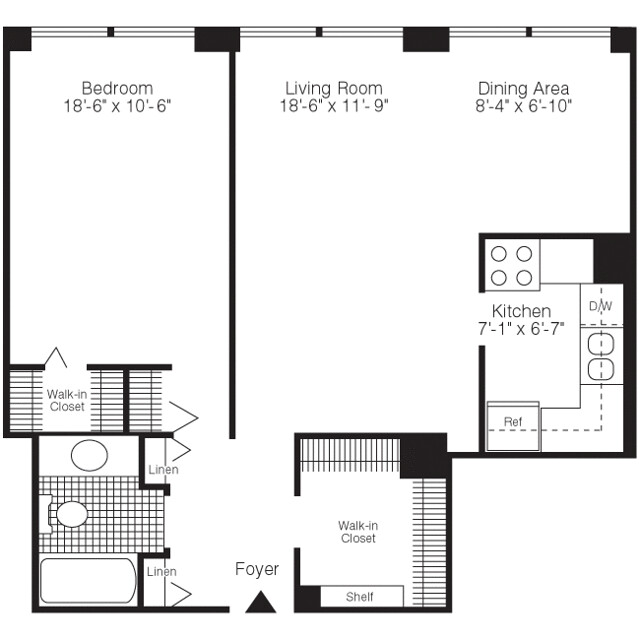 Pensacola Place - Chicago Uptown Luxury Apartment Living by RMKCommunities