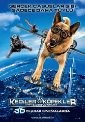 Kediler ve Köpekler: Kitty Galore'un İntikamı - Cats and Dogs: The Revenge Of Kitty Galore (2010)