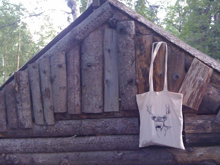 deer bag #2