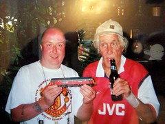 Pete & Ronnie (High Peak Reds) Tags: pete ronnie biggs meets chappell