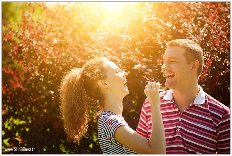 свадебный и семейный фотограф Лана Данилова, love story