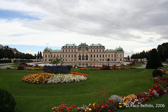 Palacio del Belvedere. © Paco Bellido, 2006