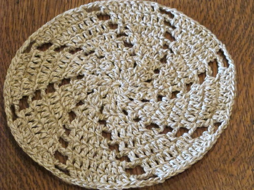 Second dishcloth gift for Jen