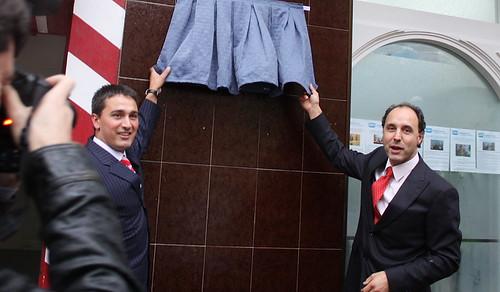 Inauguración de la nueva sede en Castro Urdiales