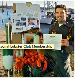 Lobster of the Month Club