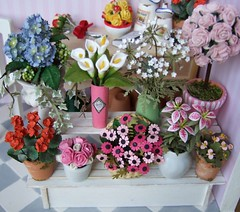 Miniature Flower Shop