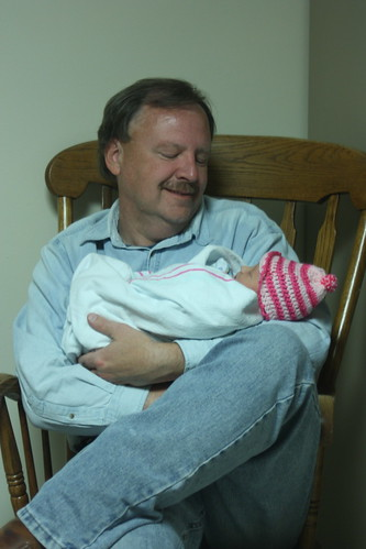 Dad with Cordelia