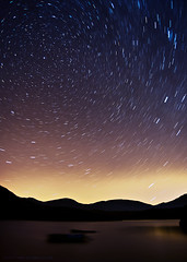 A Huge Ever Growing Pulsating Brain That Rules From The Centre Of The Ultraworld (c@rljones) Tags: longexposure lake water wales night stars landscape boats still north cymru peaceful calm spinning rotation snowdonia universe rotating swirly twirling startrails gwynedd polaris damnairplanes httpwwwrljonescouk thesunstarsanddeepspace
