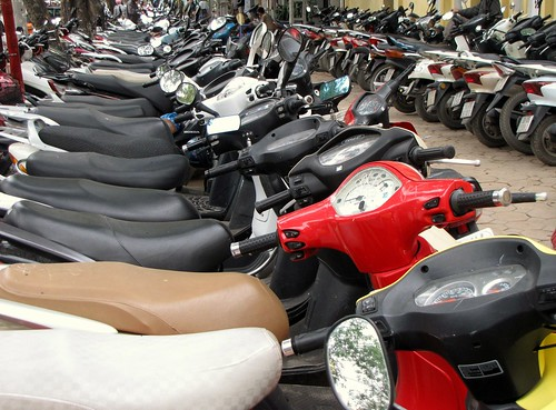 Hanoi Moto Parking